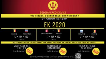 Voorrondes EK 2020